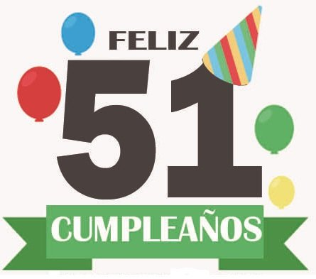 Aniversario N°51